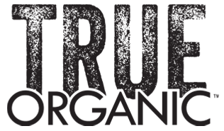 True Organic Logo Text